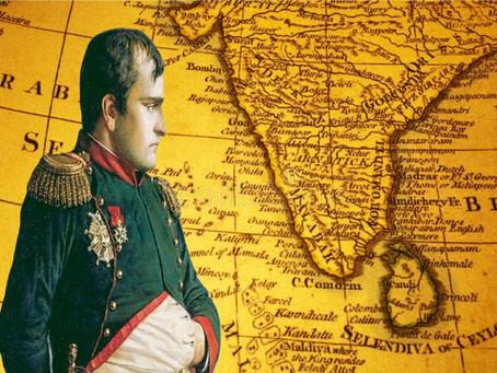 La conquista soñada por Napoleón: cuando Bonaparte quiso conquistar la India
