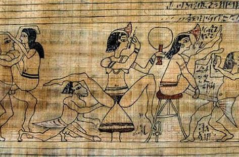 El papiro erótico de Turín: el documento sexual más antiguo de la historia