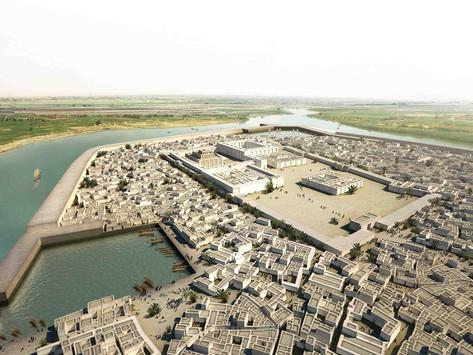 La ciudad sumeria de Ur: la primera gran urbe de la historia humana