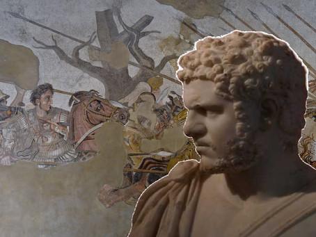 Caracalla: el emperador romano que se creía la mismísima reencarnación de Alejandro Magno