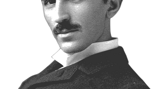 MUCH MORE THAN FLAT ~ (Part Two) Nikola Tesla, man of the modern world!