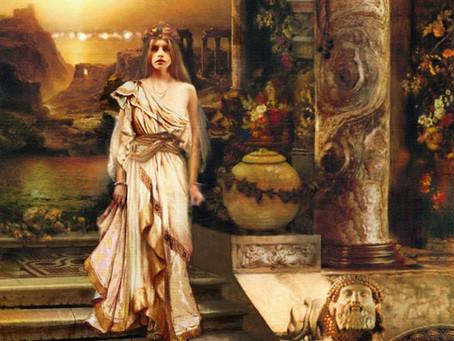 Helena de Troya y Aquiles: su historia de amor en los Campos Elíseos