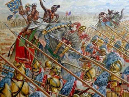 Alejandro Magno busca el río Ganges: ¿Por qué el conquistador macedonio se retiró de India?