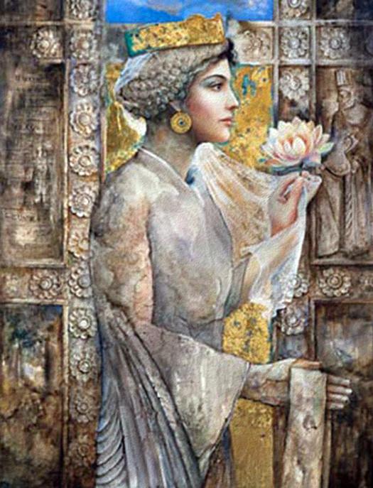 Estatira, reina de persia