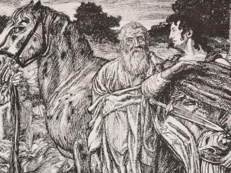 Alejandro Magno y Aristóteles: cuando el alumno corrigió al maestro