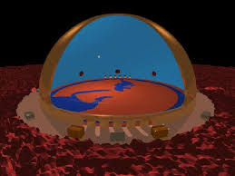 Flat/Concave/Circular/Earth/Dome