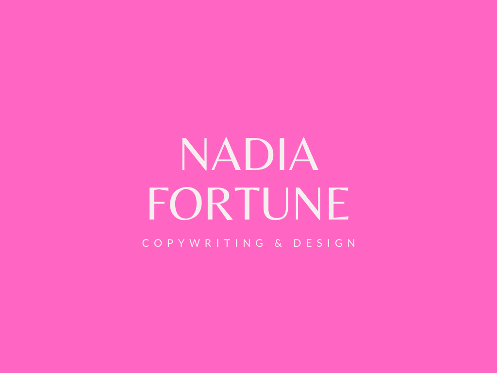 Nadia Fortune Logo