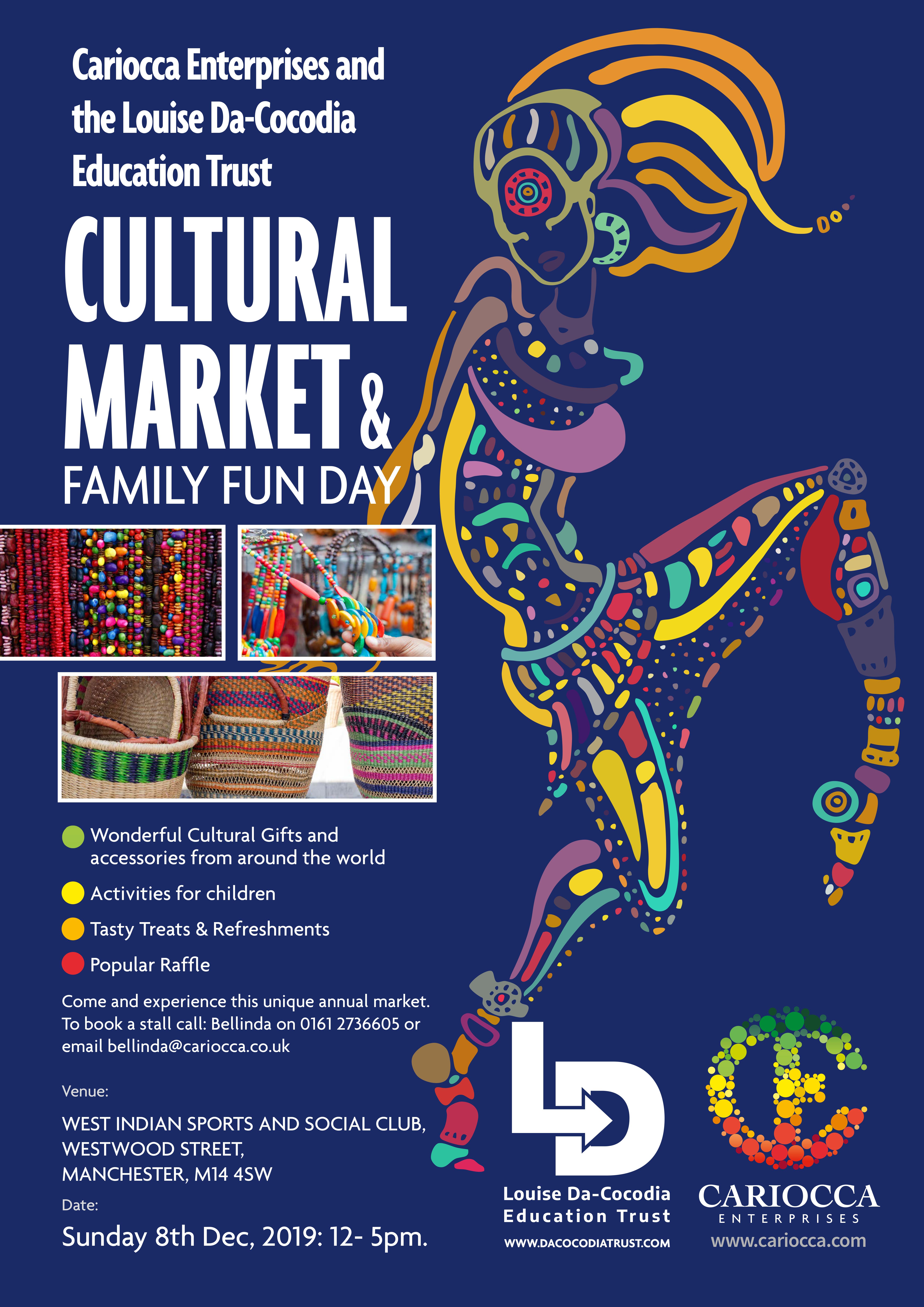 Cultural Market poster2019