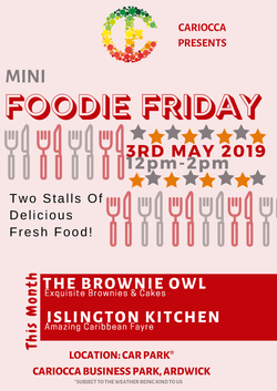 Foodie Friday -Leaflet