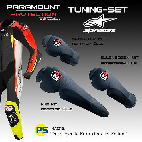 Paramount Tuning-Set /Alpinestars TechAir Serie