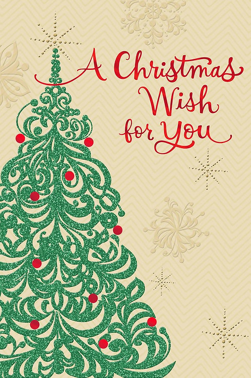 Personalised Christmas Cards - Female