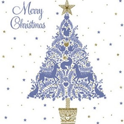 Personalised Christmas Cards - Male