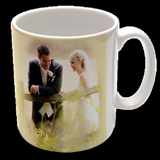 picture regarding Printable Mugs referred to as Standard Printable Mug