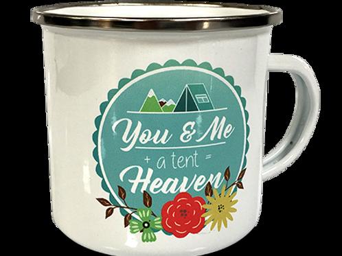Enamel Printable Mug