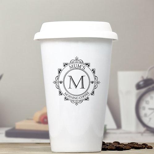 Printable Ceramic Travel Mug