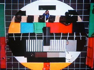 test pattern lounge