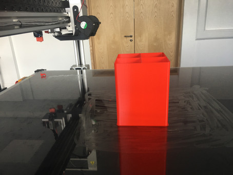 3D Prints - When should you use supports?