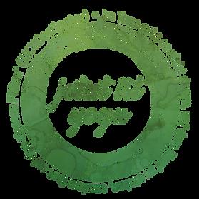 """Logo von """"jetzt ist yoga"""""""