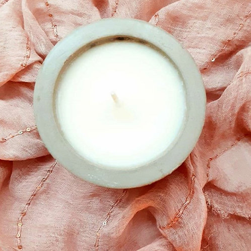 100% Soy Wax Candles & Planters