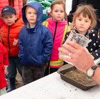Young Students Learning About LNG