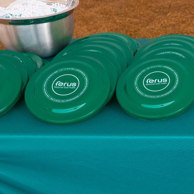 Ferus Frisbees