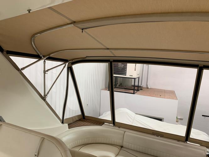Canvas Boat Enclosure