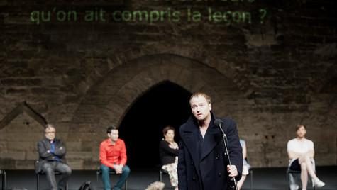 Cour d'honneur - Jerôme Bel