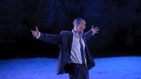 Lear is in town - Ludovic Lagarde
