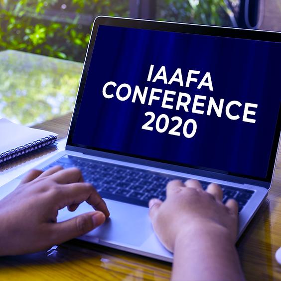 IAAFA Conference 2020 (WEBINAR)