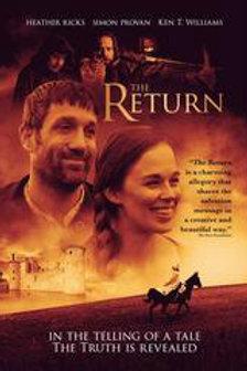 The Return DVD