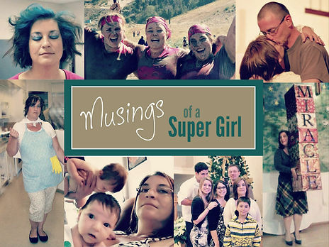 Musings of a Super Girl - A WORD for Women