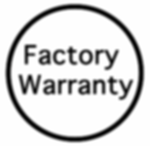 All cabinetry bought from Grand Illusions comes with a factory warranty.