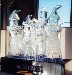 Drink Luge with Castle