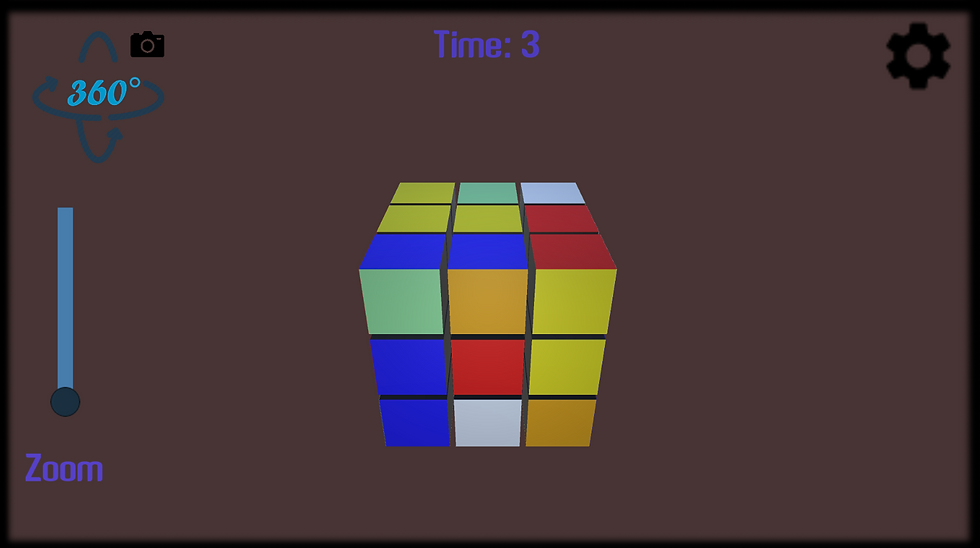 Rubic Cube (Unity Asset)