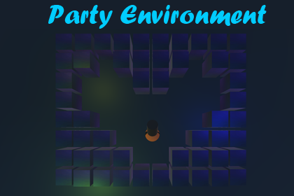 Party Environment (Unity Asset)