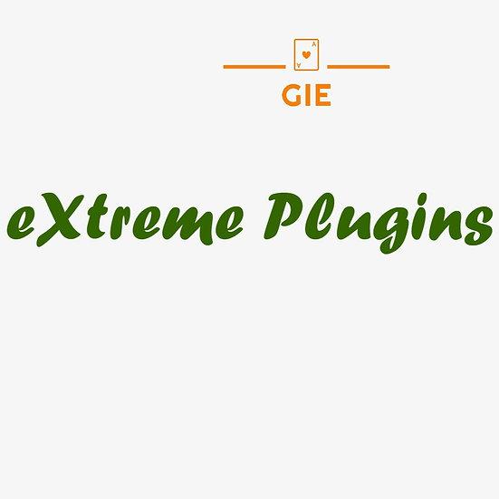eXtreme Plugin 2.0 (Unity Asset)