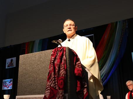 Bishop Mansholt's Pastoral Letter, COVID-19