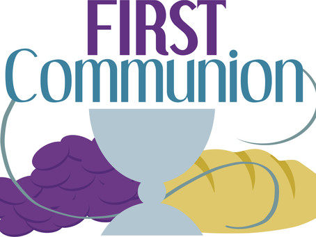 First Communion Classes