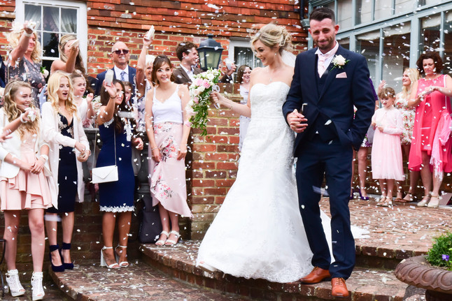 Choosing your wedding photographer in Eastbourne