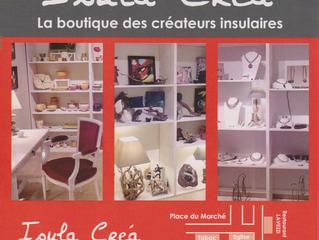 Boutique Isula Créa sur Bastia