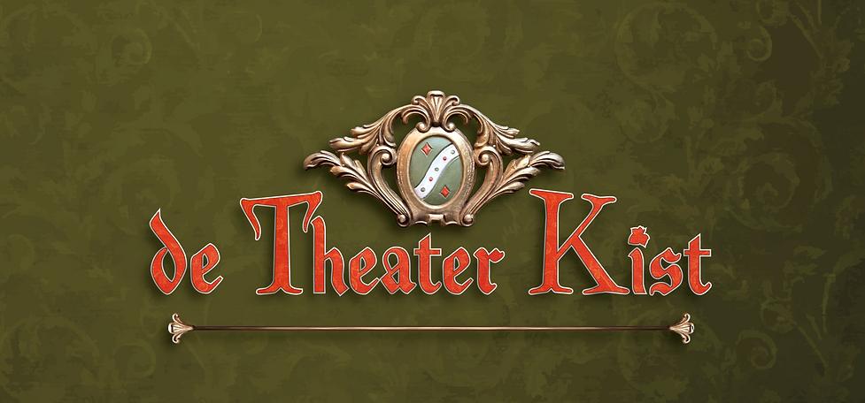 """Het """"De Theatrkist"""" Logo"""