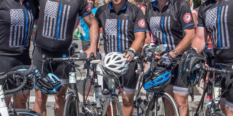 Thin Blue Ride Fundraiser