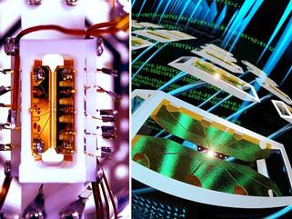 Dois processadores quânticos que prometem fazer história