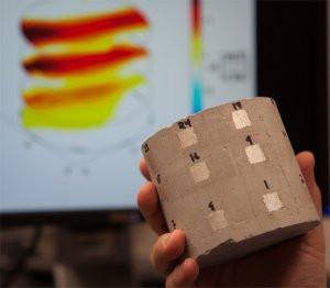 O imageamento elétrico tem vantagens em relação às técnicas disponíveis hoje, como os raios X e a radiação de nêutrons. [Imagem: Julie Williams Dixon]