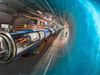 Está pronto o projeto do novo LHC