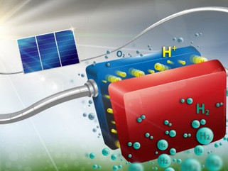 Produção de hidrogênio solar bate recorde mundial de eficiência