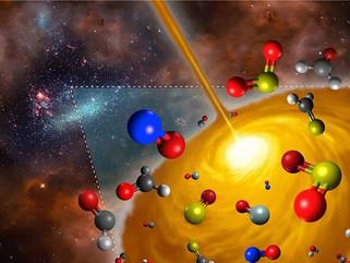 Descoberta estrela com química estranha