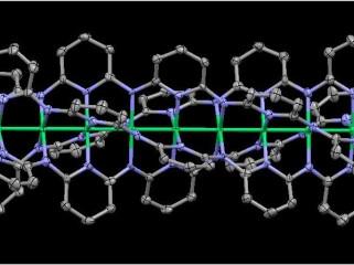 Nanofios moleculares são construídos um átomo de cada vez