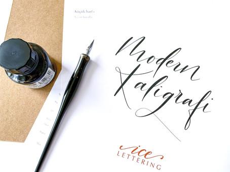 Modern Kaligrafi Nedir?