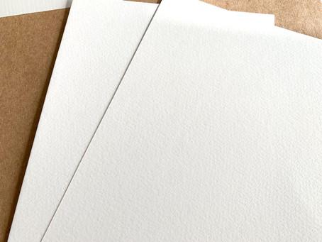 Kaligrafide Kağıt Seçimi